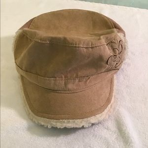 Limited Too kids hat with visor. Corduroy